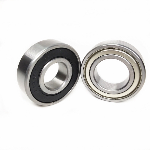 Deep Groove Ball Bearings 6000 6001 6002 6003 6004 6005 6006 2RS / ZZ