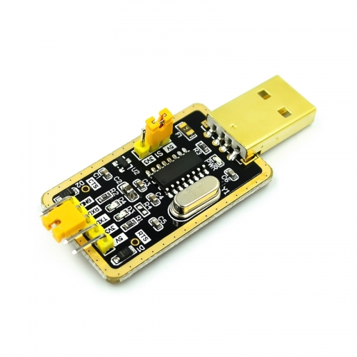 CH340 module instead of PL2303 , CH340G RS232 to TTL module