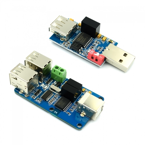 4 channel USB to USB isolation module  ADUM3160