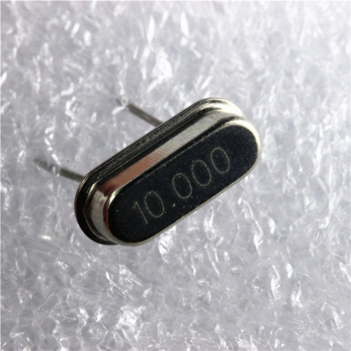 Crystal (10MHz) 49S type passive crystal oscillator price for10pcs